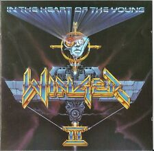 WINGER : IN THE HEART OF THE YOUNG / CD / NEUWERTIG
