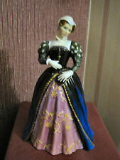 Royal Doulton Figurine Queens of the Realm 'Mary Queen of Scots  HN3142 PERFECT!
