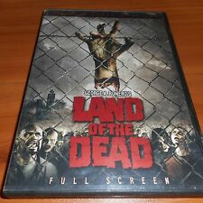 George A. Romero's Land of the Dead (DVD, 2005, Unrated Full Frame) Used Zombies
