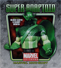 "Bowen Designs SUPER-ADAPTOID Mini-Bust 8"" Marvel limited numbered Ulises Cantu"