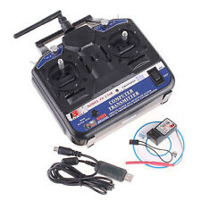 Fly Sky CT6B (6 - Channel Transmitter And Receiver) / RC Remote for Quad rotor