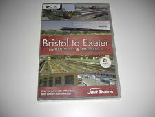 Bristol a Exeter PC DVD Add-on sólo los trenes Railworks o Railworks 2 Nuevo Sellado