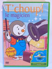 DVD DESSIN ANIME / T'CHOUPI LE MAGICIEN + 3 JEUX EN BONUS / UNIVERSAL