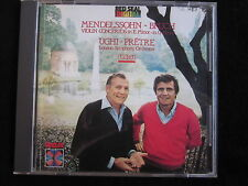 MENDELSSOHN-BRUCH Violin Concertos in E Minor-G Minor /UGHI-PRETRE -CD RCA JAPAN