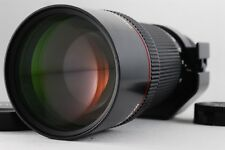 【Near Mint !!】Canon New FD NFD 300mm F/4 F4.0 L MF Lens From Japan #1028