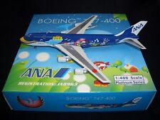 """*AIRSTORE* Phoenix 1:400 Diecast ANA B747-400 """"Marine Jumbo Livery"""" JA8963"""