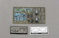 Dream Model 1/72 #72013 Cockpit Color Etching Parts for Su-30MKK (Trumpeter)