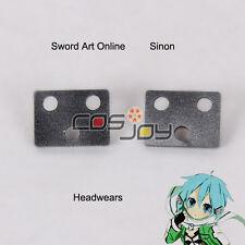 Sword Art Oline Gun Gale Online Sinon's Headwears Cosplay Prop