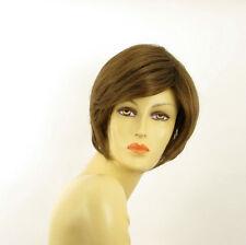 women short wig golden light brown LANA 12