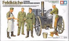 Tamiya Feldkuche, German Field Kitchen Scenery in 1/35 35 247