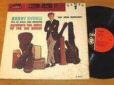 """MONO POP LP - BOBBY RYDELL - CAMEO C 4017 - """"AN ERA REBORN"""""""