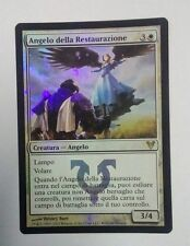 MAGIC MtG PROMO FOIL RESTORATION ANGEL - ANGELO DELLA RESTAURAZIONE - NM/M - ITA
