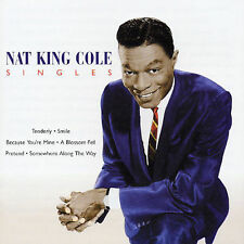 Singles Cole, Nat King Audio CD