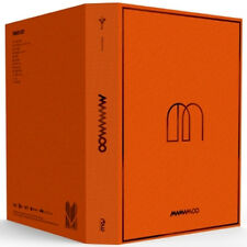 MAMAMOO - [MELTING] 1st Album CD + 84p Photo Booklet + Photo Card K-POP Sealed
