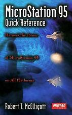Microstation 95 Quick Reference