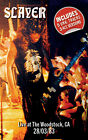 SLAYER Live at The Woodstock, CA 28/03/83 Exclusive songs. SEPULTURA, POSSESSED