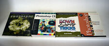 Photoshop Tutorial Book Guide Bundle - Photoshop 7 and CS