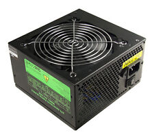 500W Builder Black 12cm PSU Power Supply Unit PFC CE 3 x SATA Computer