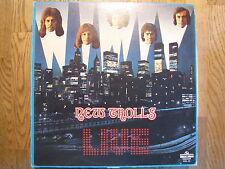 LP - NEW TROLLS - LIVE