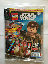 FRENCH LEGO STAR WARS MAGAZINE N°8 + POLYBAG 911608 LANDSPEEDER SEALED MINT NEUF