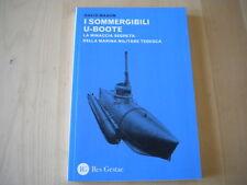 I sommergibili U-boote marina militare tedesca Mason 2013 Libro Book livre buch