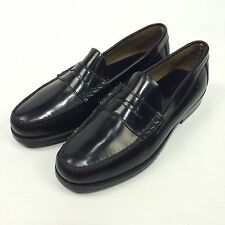 Bass Loafers Shoes Walton Black 10 NWOB Casual