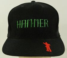 MC Hammer Too Legit To Quit Vintage snapback tour embroidered baseball hat cap