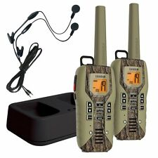 Long Range Walkie Talkie 50 Mile Submersible Radios 2 Way Communication Design.