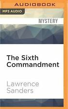 The Sixth Commandment by Lawrence Sanders (2016, MP3 CD, Unabridged)
