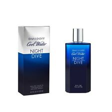 Davidoff Cool Water Night Dive EDT for Men 125ml | Genuine Davidoff Perfume