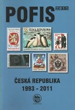 Stamp Catalogue - POFIS Czech Republic 1993-2011 - in colour