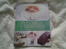 H/B  2013  Puddings & Desserts, Traditional recipes for tempting puddings.