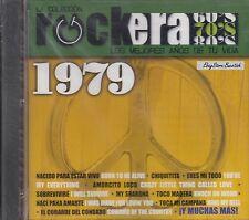 LA COLECCION ROCKERA LOS MEJORES ANOS DE TU VIDA 1979  CD NUEVO