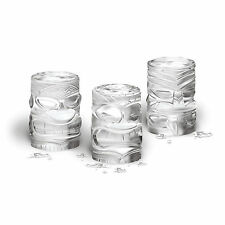 Tovolo Silicone Tiki Ice Cube Mold / Tray - Set of 3