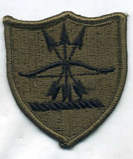 US Army North Dakota National Guard Subdued Patch