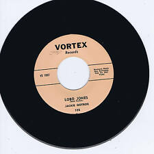 JACKIE GOTROE - LOBO JONES (STUNNING!! - PIANO & GUITAR ROCKABILLY JIVER) REPRO