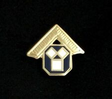 Masonic Pennsylvania Past Master Lapel Pin (PM-PA)