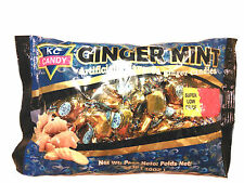 1 Bag KC Ginger Mint Candy 227g (8 oz) - Hard Gingermint Candy -  Free Shipping!