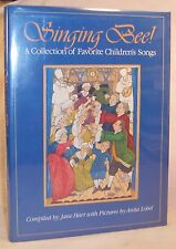 Jane Hart SINGING BEE! Pictures by Anita Lobel with Orignal Drawing SIGNED
