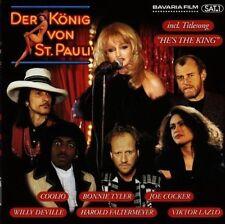 Der König von St. Pauli (1997) Coolio, Bonnie Tyler, Joe Cocker.. [CD]