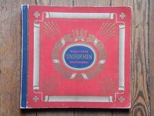 Uniformen der Alten Armee/Waldorf Astoria Zigarettenfabrik Mûnchen/Album/1930