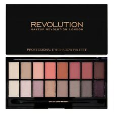 Makeup Revolution Eyeshadow Palette With Brush  New-trals vs Neutrals