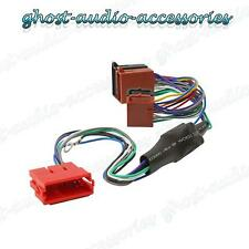Audi A6 98 onward Active ISO Radio / Stereo harness / adapter / wiring connector