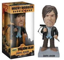 The WALKING DEAD AMC Horror TV Series DARYL DIXON BOBBLEHEAD NODDER WOBBLER New