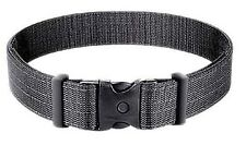"Uncle Mike's Deluxe Duty Belt Size X-Large 44-48"" Waist - Nylon - Black 8822-1"