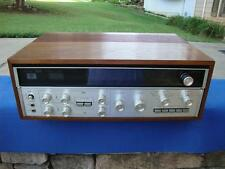 Sansui QRX-3500 AM/ FM Quadraphonic QS Receiver w/ Phono - Restored Classic