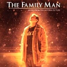 THE FAMILY MAN : MUSIC FROM THE MOTION PICTURE : VARIOUS ARTISTS  **NEW CD**