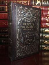 The Picture of Dorian Gray & Other Works by Oscar Wilde New Leather 1st Edition