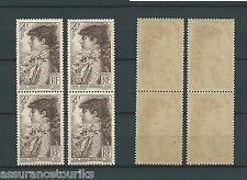 FRANCE - 1945 YT 738 paires - TIMBRES NEUFS** LUXE