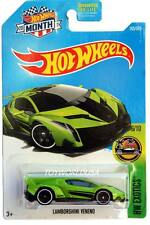 2017 Hot Wheels #165 HW Exotics Lamborghini Veneno